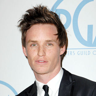 Eddie Redmayne in The 22nd Annual Producers Guild (PGA) Awards - Arrivals