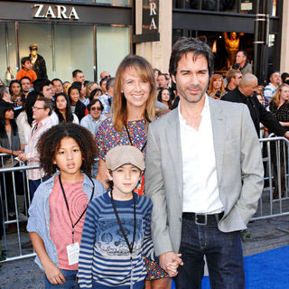 Eric McCormack in Gnomeo and Juliet World Premiere - Arrivals