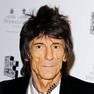 Ronnie Wood in 'South Bank Sky Arts Awards' - Arrivals