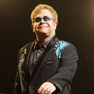 Elton John - Elton John Performs at The Royal Opera House