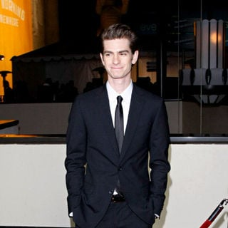 Andrew Garfield in 63rd Annual DGA Awards