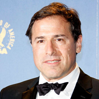 David O. Russell in 63rd Annual DGA Awards - Press Room