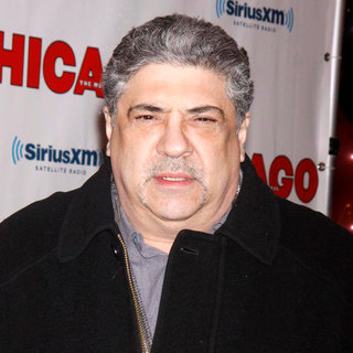 Vincent Pastore in 'Chicago The Musical' Fan Day