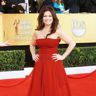 Valerie Bertinelli in The 17th Annual Screen Actors Guild Awards (SAG Awards 2011) - Arrivals