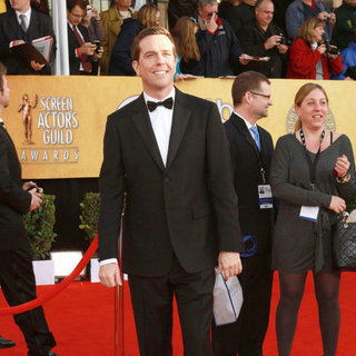 Ed Helms in The 17th Annual Screen Actors Guild Awards (SAG Awards 2011) - Arrivals