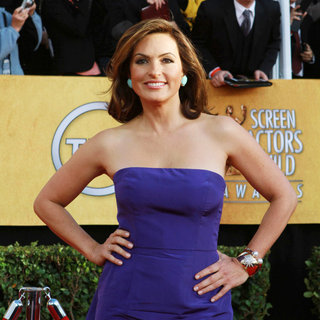 Mariska Hargitay in The 17th Annual Screen Actors Guild Awards (SAG Awards 2011) - Arrivals