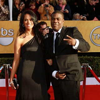 Tracy Morgan in The 17th Annual Screen Actors Guild Awards (SAG Awards 2011) - Arrivals