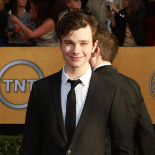 Chris Colfer - The 17th Annual Screen Actors Guild Awards (SAG Awards 2011) - Arrivals