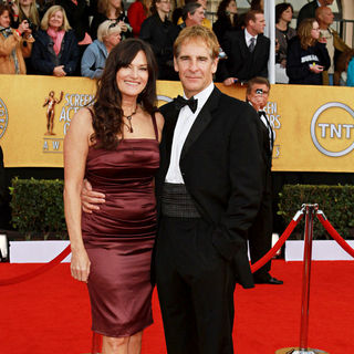 Chelsea Field, Scott Bakula in The 17th Annual Screen Actors Guild Awards (SAG Awards 2011) - Arrivals
