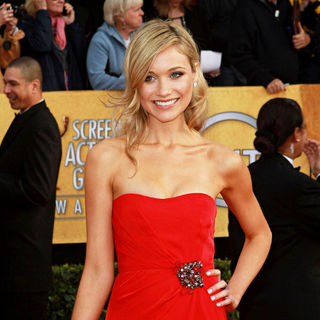 Katrina Bowden in The 17th Annual Screen Actors Guild Awards (SAG Awards 2011) - Arrivals - wenn3187031