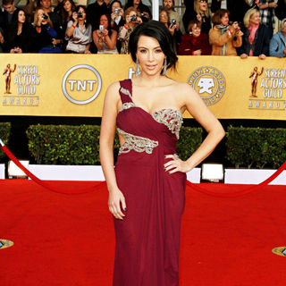 Kim Kardashian - The 17th Annual Screen Actors Guild Awards (SAG Awards 2011) - Arrivals