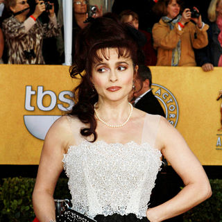 Helena Bonham Carter in The 17th Annual Screen Actors Guild Awards (SAG Awards 2011) - Arrivals - wenn3187044