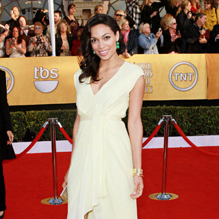 Rosario Dawson in The 17th Annual Screen Actors Guild Awards (SAG Awards 2011) - Arrivals