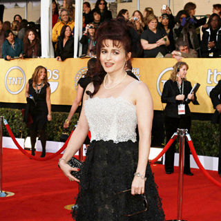 Helena Bonham Carter in The 17th Annual Screen Actors Guild Awards (SAG Awards 2011) - Arrivals