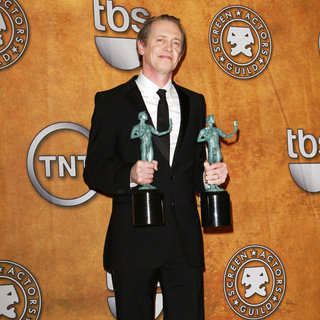 Steve Buscemi in The 17th Annual Screen Actors Guild Awards (SAG Awards 2011) - Press Room