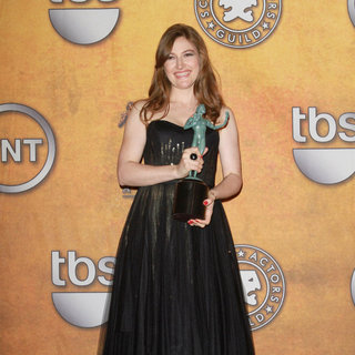 Kelly MacDonald in The 17th Annual Screen Actors Guild Awards (SAG Awards 2011) - Press Room