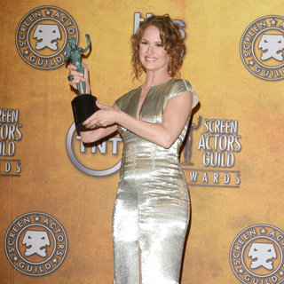 Melissa Leo in The 17th Annual Screen Actors Guild Awards (SAG Awards 2011) - Press Room