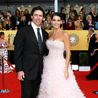 Angie Harmon in The 17th Annual Screen Actors Guild Awards (SAG Awards 2011) - Arrivals - wenn3187367