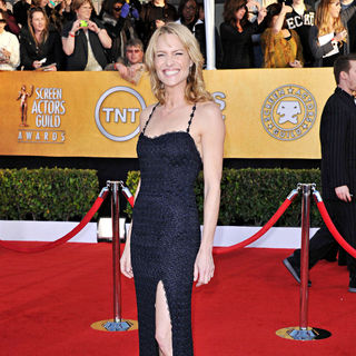 Robin Wright Penn in The 17th Annual Screen Actors Guild Awards (SAG Awards 2011) - Arrivals