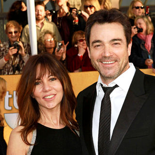Jon Tenney in The 17th Annual Screen Actors Guild Awards (SAG Awards 2011) - Arrivals