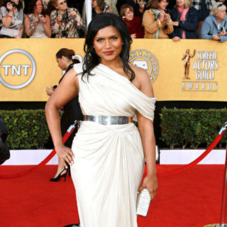 Mindy Kaling in The 17th Annual Screen Actors Guild Awards (SAG Awards 2011) - Arrivals