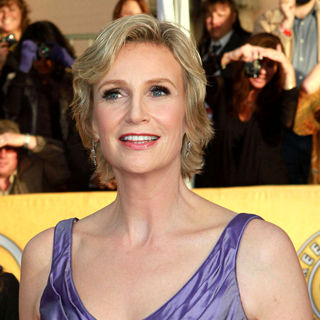 Jane Lynch in The 17th Annual Screen Actors Guild Awards (SAG Awards 2011) - Arrivals