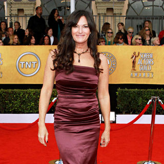 Chelsea Field in The 17th Annual Screen Actors Guild Awards (SAG Awards 2011) - Arrivals