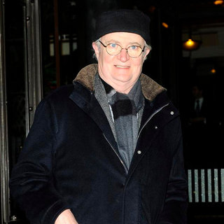 Jim Broadbent in The London Evening Standard British Film Awards 2011