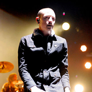 Chester Bennington, Linkin Park in Linkin Park Performing Live at The Air Canada Centre