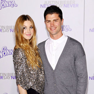 "Whitney Port, Ben Nemtin in Los Angeles Premiere of ""Justin Bieber: Never Say Never"""