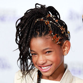 "Willow Smith in Los Angeles Premiere of ""Justin Bieber: Never Say Never"""