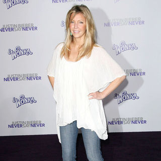 "Heather Locklear in Los Angeles Premiere of ""Justin Bieber: Never Say Never"""