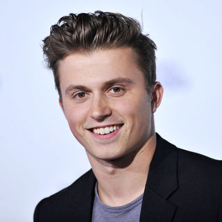 "Kenny Wormald in Los Angeles Premiere of ""Justin Bieber: Never Say Never"""