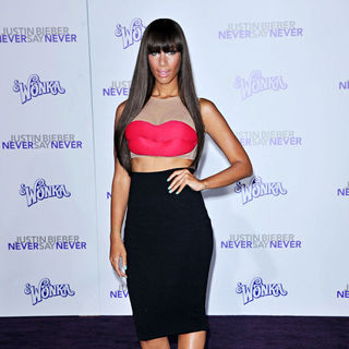 "Leona Lewis in Los Angeles Premiere of ""Justin Bieber: Never Say Never"""