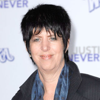 "Diane Warren in Los Angeles Premiere of ""Justin Bieber: Never Say Never"""