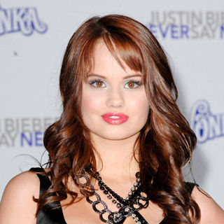 "Debby Ryan in Los Angeles Premiere of ""Justin Bieber: Never Say Never"""