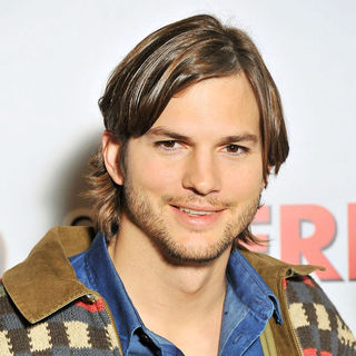 Ashton Kutcher in The 'Sex Friends' Photocall