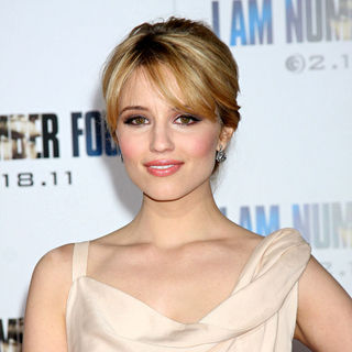Dianna Agron in Los Angeles Premiere of 'I Am Number Four'