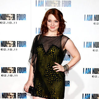 Los Angeles Premiere of 'I Am Number Four' - wenn3200004