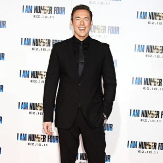Kevin Durand in Los Angeles Premiere of 'I Am Number Four'