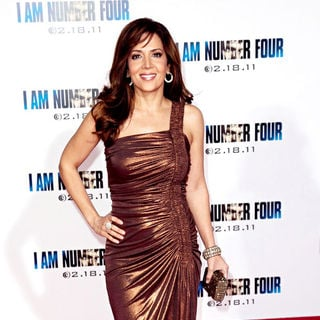 Maria Canals Barrera in Los Angeles Premiere of 'I Am Number Four'