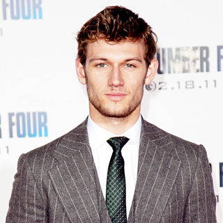 Alex Pettyfer in Los Angeles Premiere of 'I Am Number Four'