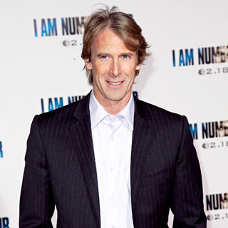 Michael Bay in Los Angeles Premiere of 'I Am Number Four'