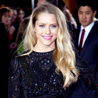 Teresa Palmer in Los Angeles Premiere of 'I Am Number Four'