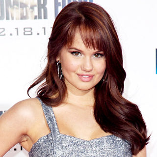 Debby Ryan in Los Angeles Premiere of 'I Am Number Four'