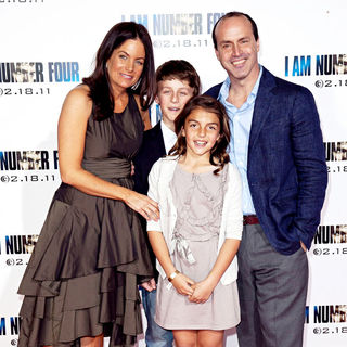 D.J. Caruso in Los Angeles Premiere of 'I Am Number Four'