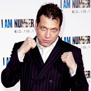 Holt McCallany in Los Angeles Premiere of 'I Am Number Four'