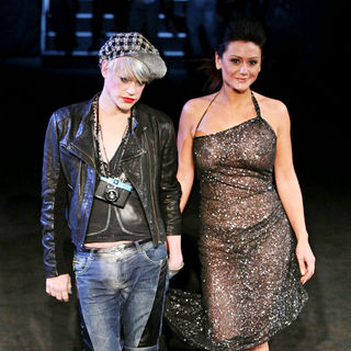 Richie Rich, JWoww in Mercedes-Benz IMG New York Fashion Week Fall 2011 - Richie Rich - Runway
