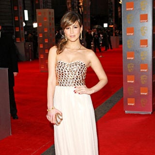 Rachel Stevens in 2011 Orange British Academy Film Awards (BAFTAs) - Arrivals