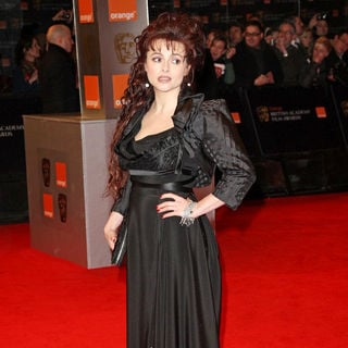 Helena Bonham Carter in 2011 Orange British Academy Film Awards (BAFTAs) - Arrivals